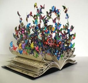 Book comes alive